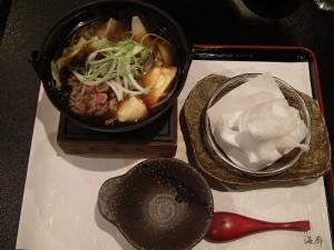 雲竜肉豆腐
